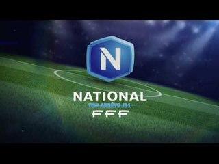 Les meilleurs arrêts de la 31ème journée de National.