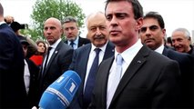 Giflé en Bretagne, Valls donne une autre version des faits