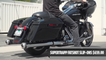 Baggers Sound-Off Milwaukee-Eight Edition: Supertrapp Fatshot Slip-ons
