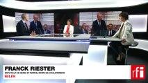 Franck Riester (LR): «François de Rugy fera un très bon Président de l'Assemblée nationale»