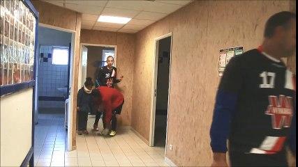 Commercy v USEB vétérans - Coupe Meuse 2017