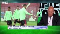 Pepe au PSG ? Pour Gilbert Brisbois, c'est un grand oui !