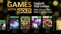 Games with Gold (July 2017)