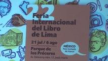 Lima celebrará Feria del Libro con México de país invitado y más de 30 escritores