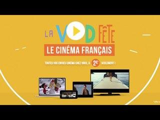 Fête de la VOD spécial cinéma français sur imineo.com
