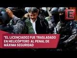 Dámaso López, El Licenciado, está recluido en el penal de Ciudad Juárez