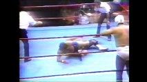 Satanico/Texano/Dandy vs Atlantis/Angel Azteca/Xavier Cruz (CMLL April 15th, 1990)