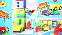 Des bandes dessinées Nouveau porter secours examen Ensemble Lego duplo superman 10543 dc