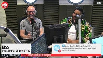 La radio OUI FM en direct vidéo /// La radio s'écoute aussi avec les yeux (3321)