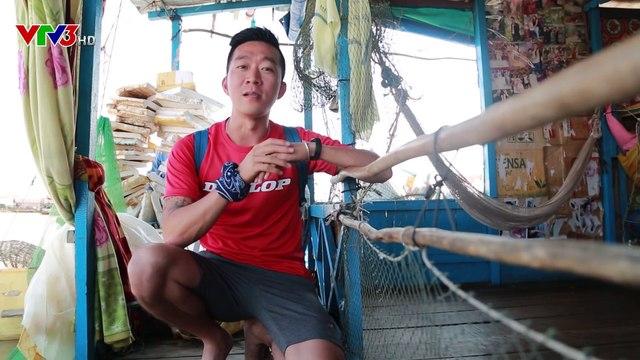 Nét Ẩm Thực Việt - [Campuchia] - [Tép Nhảy]