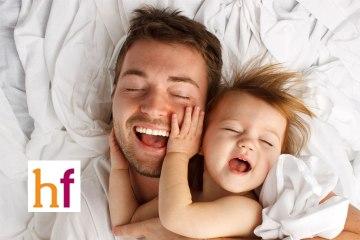 Papá y el vínculo de apego: ¿Qué papel tiene el padre?