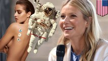 NASA calls out Gwyneth Paltrow's GOOP for promoting phony merch