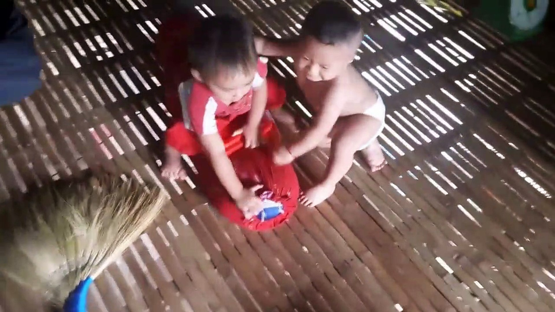Kids !!!  Chare Playing at home ,Countryside kids 2017