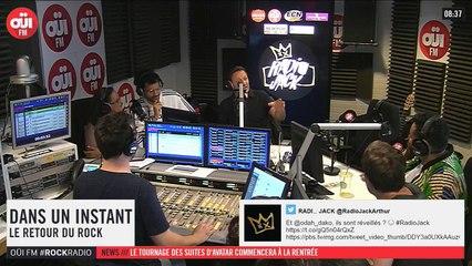 La radio OUI FM en direct vidéo /// La radio s'écoute aussi avec les yeux (3324)