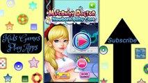 Application bébé les meilleures enfants docteur pour Jeu des jeux maternité nouveau née mobile