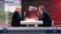 """Marine Le Pen sur François de Rugy: """"Il est le symbole du cynisme et de l'opportunisme en politique"""""""