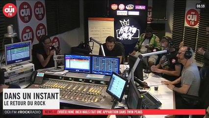 La radio OUI FM en direct vidéo /// La radio s'écoute aussi avec les yeux (3325)