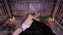 Fallout 4 A Cannibal in Concord Walkthrough Very Disturbing