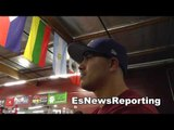 brandon rios gamboa wont show up to mikey's fight EsNews Boxing