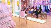 """Cristina Cordula dézingue le look d'une candidate des """"Reines du shopping"""" sur M6 - Regardez"""