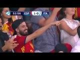 Buts et résumé du match de l'Espagne et de l'Italie 3-1 Coupe d'Europe pour les jeunes