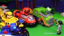Un et un à un un à échangeur couleur parodie patrouille patte voleur jouets Nickelodeon 2017