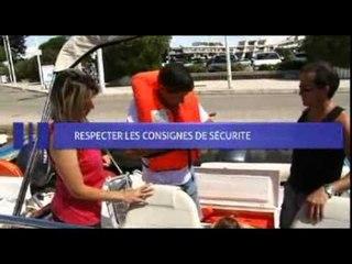 Sports nautique, pêche à pied : la sécurité à la mer