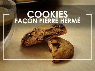 Cookies façon Pierre Hermé - Click n' Cook
