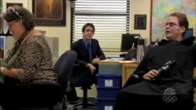 The Office - Sith Lord Dwight