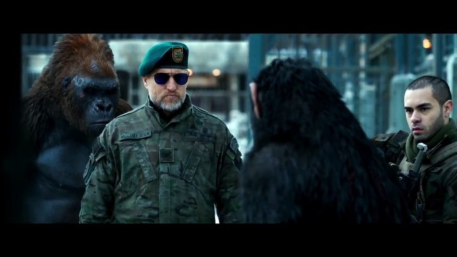 War for the Planet of the Apes TV Spot - A Hero Becomes Legend (2017)