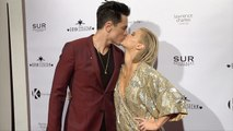 Tom Sandoval and Ariana Madix 3rd Annual #LoveCampaign Party Red Carpet