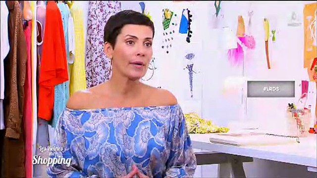 """Cristina Cordula dézingue le look d'une candidate des """"Reines du shopping"""" sur M6"""