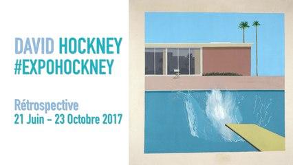 Teaser | David Hockney | Exposition