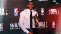 NBA players and fans congratulate new MVP Russell Westbrook