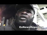 james toney i'd ko tyson fury and deontay wilder same day EsNews Boxing