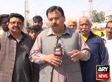 سینٹ جان چرچ ،پشاور کی مسیحی برداری کا ، بشپ ہمفرے سرفراز پیٹر کے خلاف احتجاج