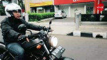 Menjajal Garangnya Honda Rebel 500