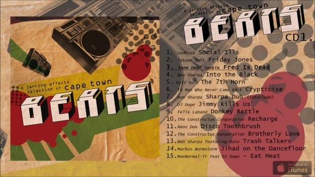Tone Deaf Junkies - Cape Town Beat - #3 Fred Is Dead