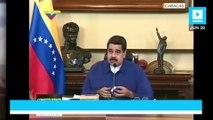 Helicopter attacks Venezuela court, Maduro denounces coup bid