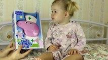 Do casos Nuevo cerdo ✿ cerdo Peppa crítica 5 casos princesa Peppa Peppa Peppa de Dr. George