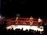 HHH entrance on Raw wrestlemania Revenge Tour BXL 2006