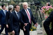 Trump and Macron prepare for another Syrian chemical attack