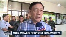 More cadavers recovered in Marawi City