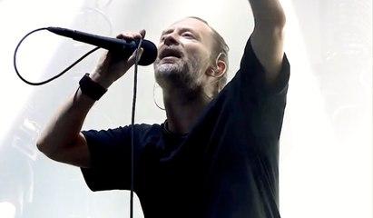 Radiohead - Creep (HD) Live at Glastonbury 2017