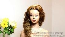 De mariée coiffure pour longue cheveux tutoriel mariage étape par étape