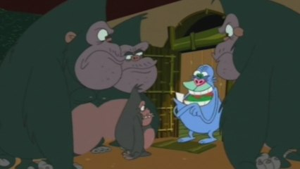 Space Goofs - Gorilla Island (S02E42) Full Episode