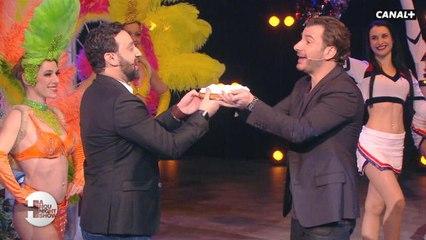 La bataille de tarte entre Michaël Youn et Cyril - Hanounight Show du 28/06 - CANAL+
