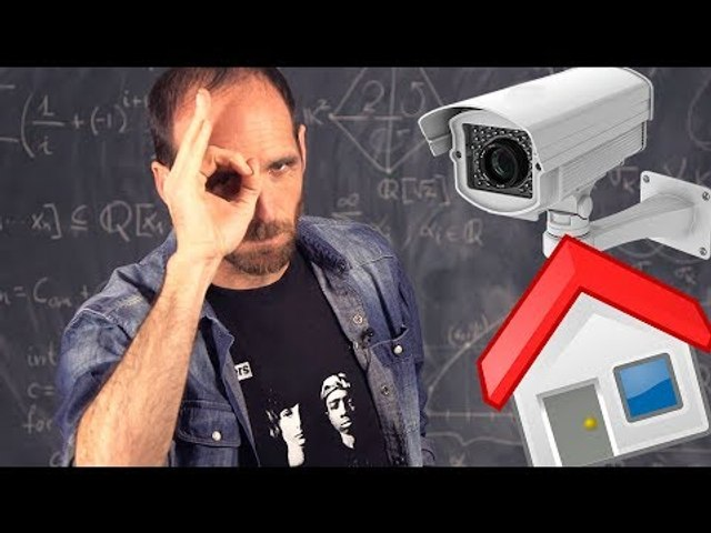 ¿Cuántas cámaras hacen falta para vigilar una casa?