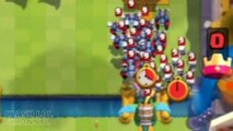 [Re upload] Clash Royale Funny Moment Part 8 Clash LOL Funny Montages, Glitches, Trolls