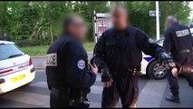 Police en action - Course poursuite